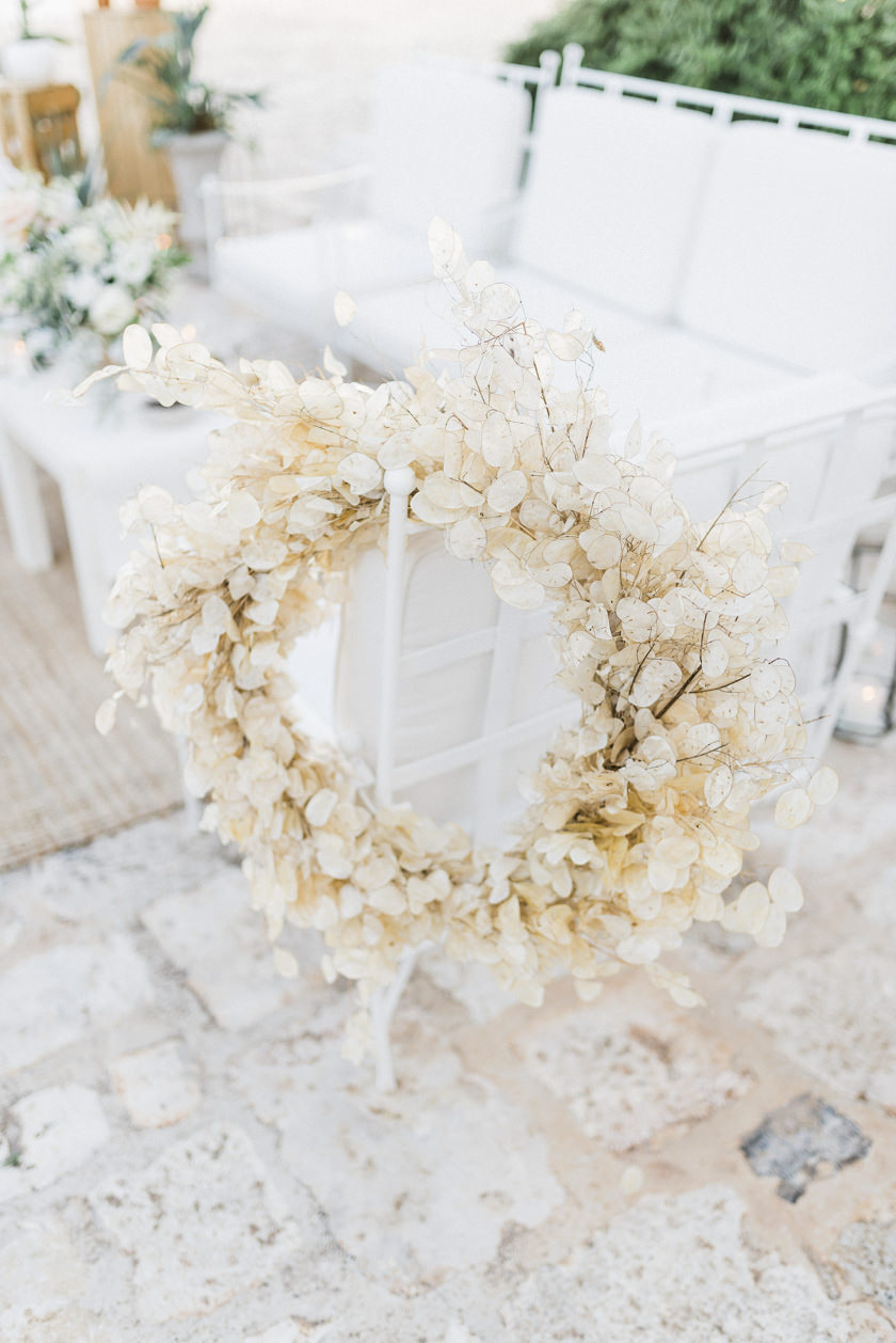 Decoration for Wedding in Puglia