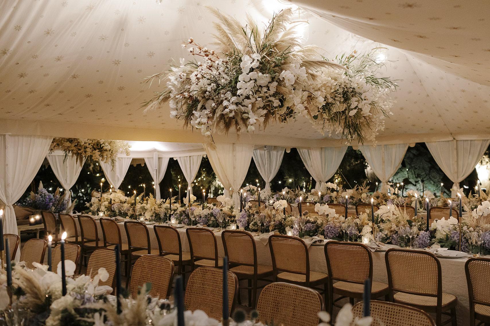 Wedding Banquet in Ostuni, Puglia