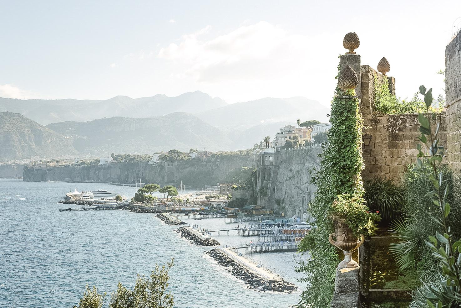 Sorrento, destination for weddings in Italy