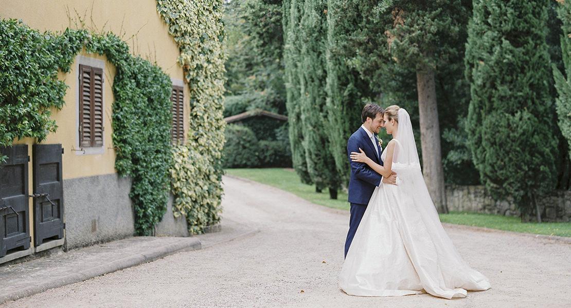 Wedding in Tuscany at Il Borro Relais