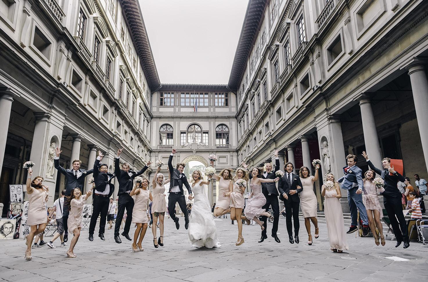 Italian Wedding in Florence