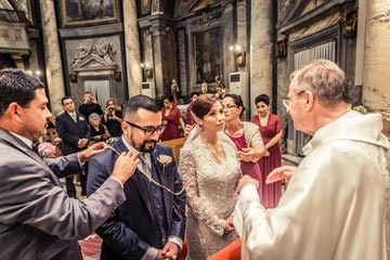 Catholic weddings in Italy