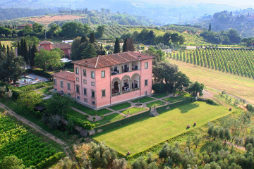 Countryside Villas and Venues for Weddings in Italy