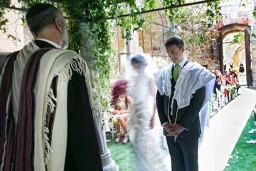 Jewish Weddings in Italy