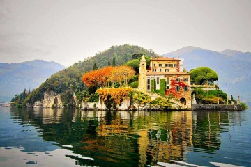Lake Villas for weddings in Italy