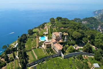 Seaside Villas and Venues for Weddings in Italy