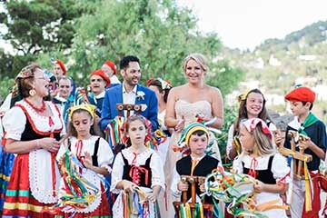 Special services for your Italian wedding
