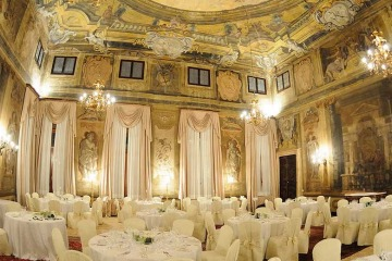 Palaces for weddings in Italy