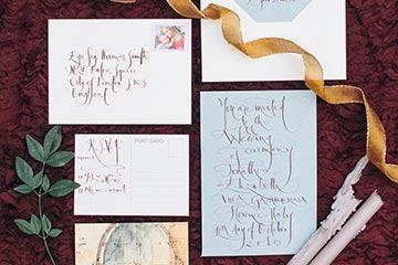 Wedding Stationery & Invitations