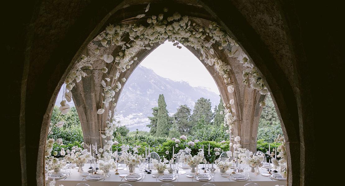 Wedding <i>venues in Italy</i>