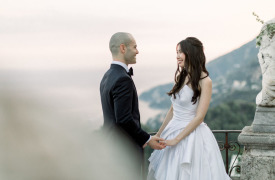 <p>Megan and Jason, Symbolic Wedding in Ravello</p>