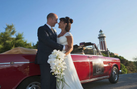 <p>Tracey and Mathew, wedding in Capri</p>