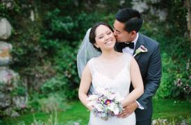 <p>Mariel and Jonathan, catholic wedding in Florence</p>