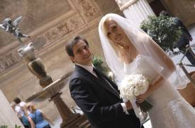 <p>Tina and Peter, civil wedding in Florence</p>