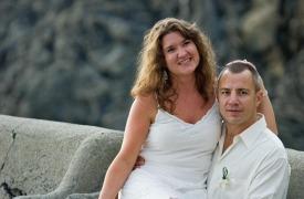 <p>Rebecca and Jeffrey, Cinque Terre wedding</p>