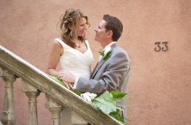 <p>Loretta and Michael, Lake Garda wedding</p>