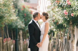 <p>Anita & Paul, Civil Wedding in Ravello</p>