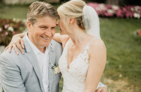 <p>Emma and Scott, civil wedding in Ravello</p>