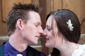 <p>Rebecca and Mark, civil wedding in Tivoli</p>