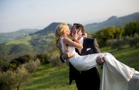 <p>Frank and Jessica, wedding at Villa di Ulignano</p>