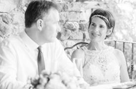 <p>Denise and Ian, civil wedding in Certaldo</p>