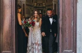 <p>Ara &amp; Donny, wedding in Tuscany near Siena</p>