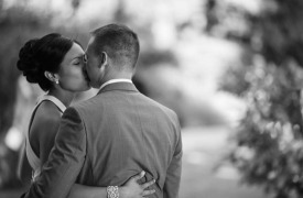 <p>Reina and Benjamin, wedding in Tuscany</p>