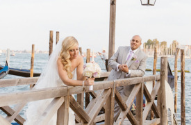<p>Juan and Claudia, wedding in Venice</p>