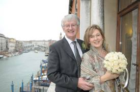 <p>Karen and Neil, Venice civil wedding</p>