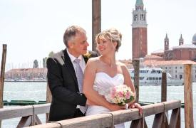 <p>Terri-Lynn and Marek, wedding in Venice</p>