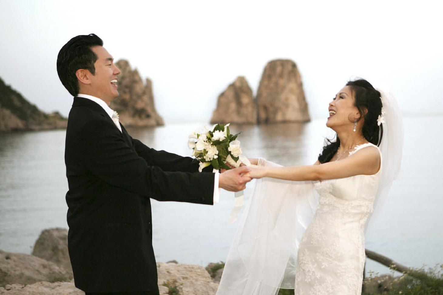 Sherrie & Richard | Capri