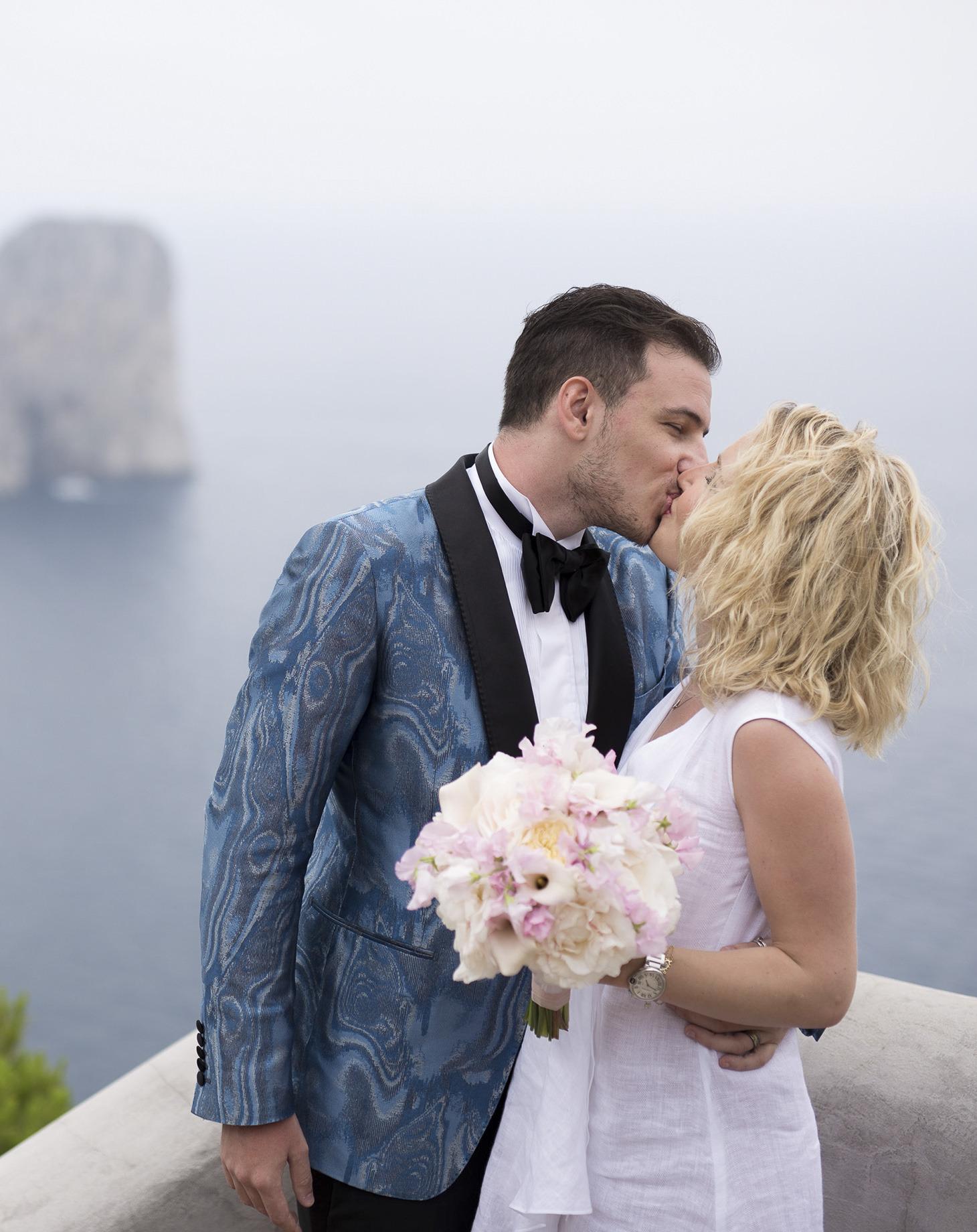 Timothy & Chloe | Capri