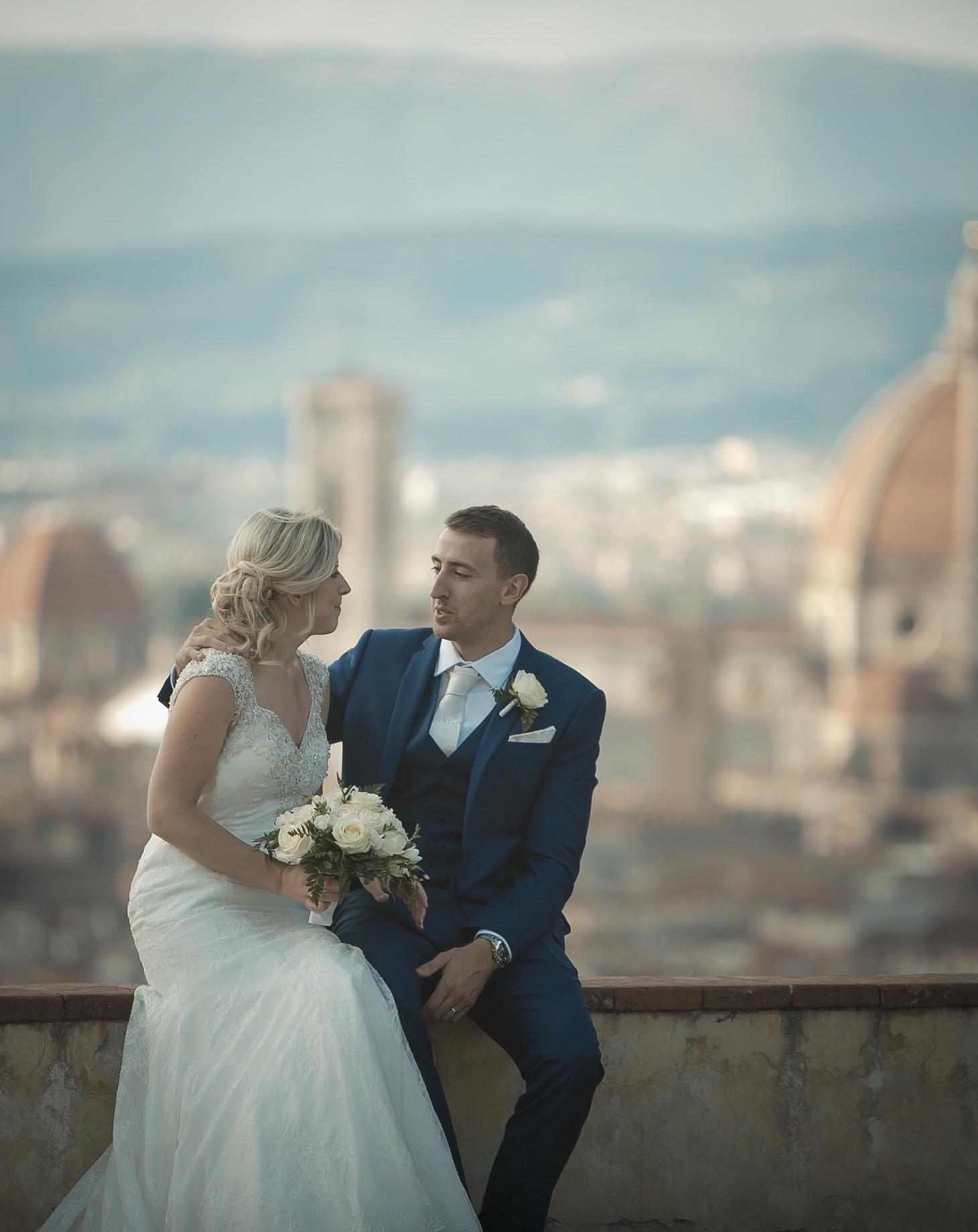 Laura & William | Florence