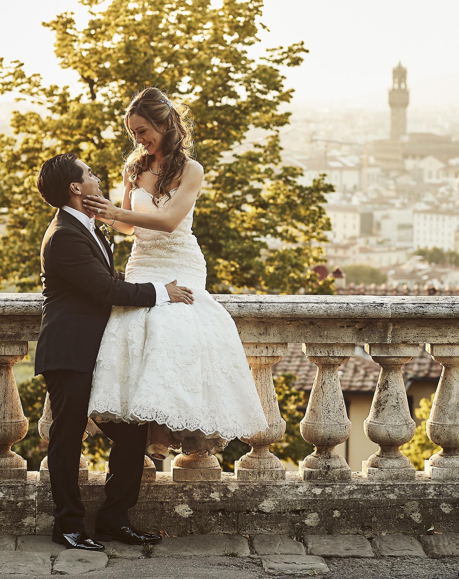 Brenda & Majid | Florence