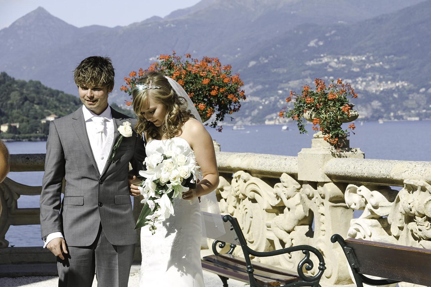 Sophie & James   Lake Como