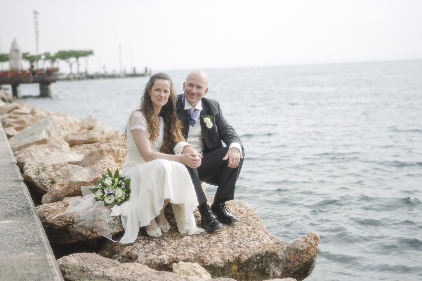 Angela & Ian | Lake Garda