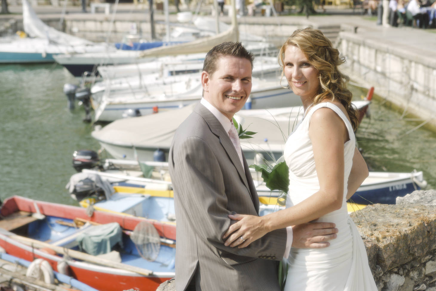 Loretta & Mike | Lake Garda