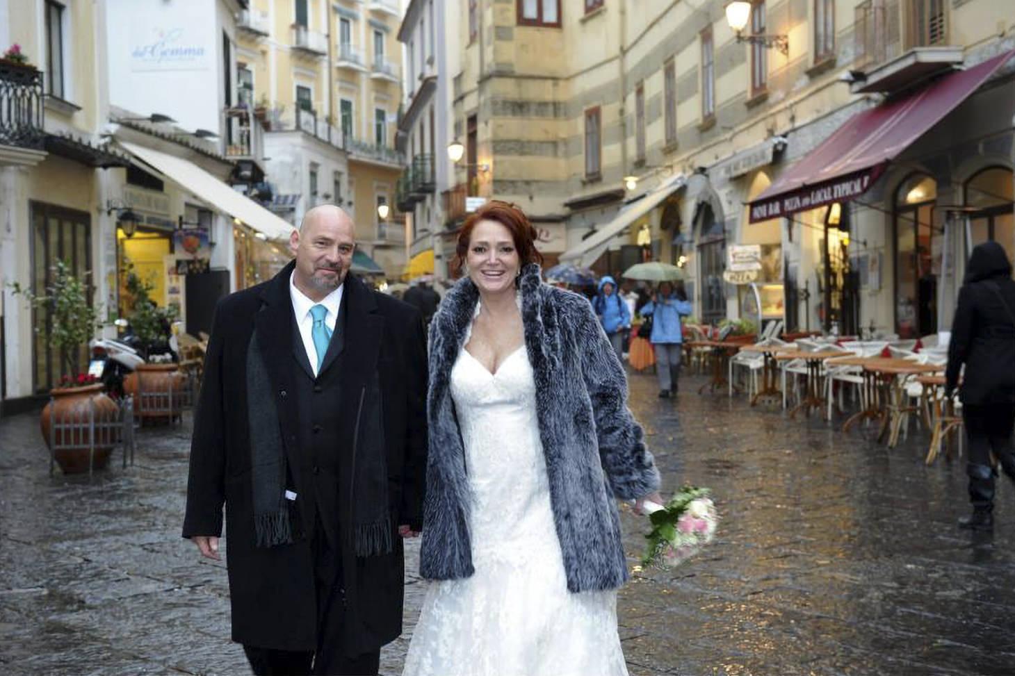 Daniel & Susan | Positano