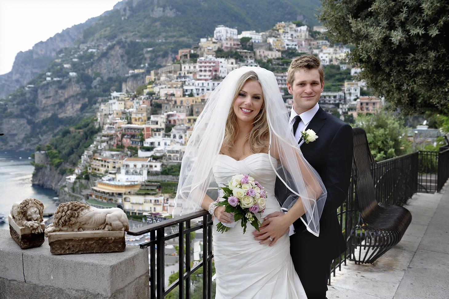 Erin & Derek   Positano