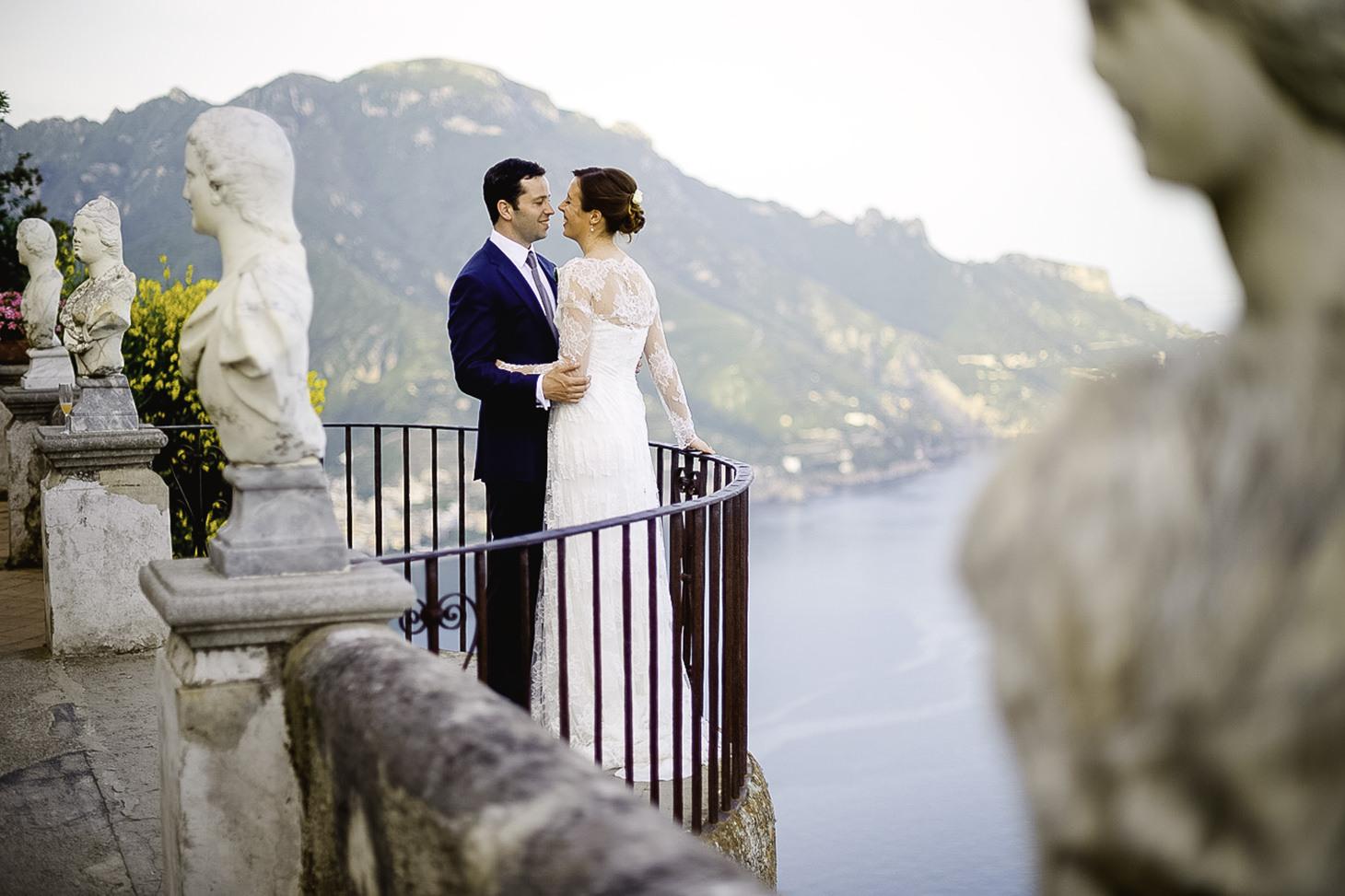 Alan & Laura   Ravello