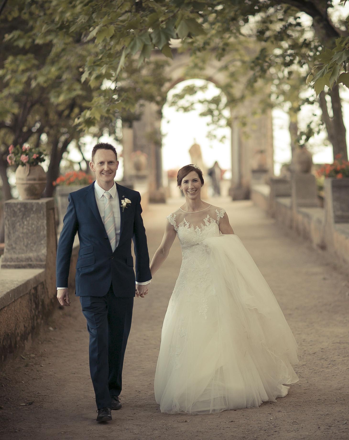 Anne & John   Ravello