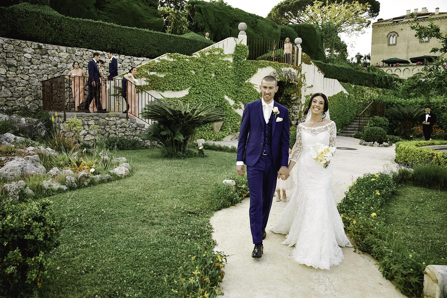 Katrina & David   Ravello