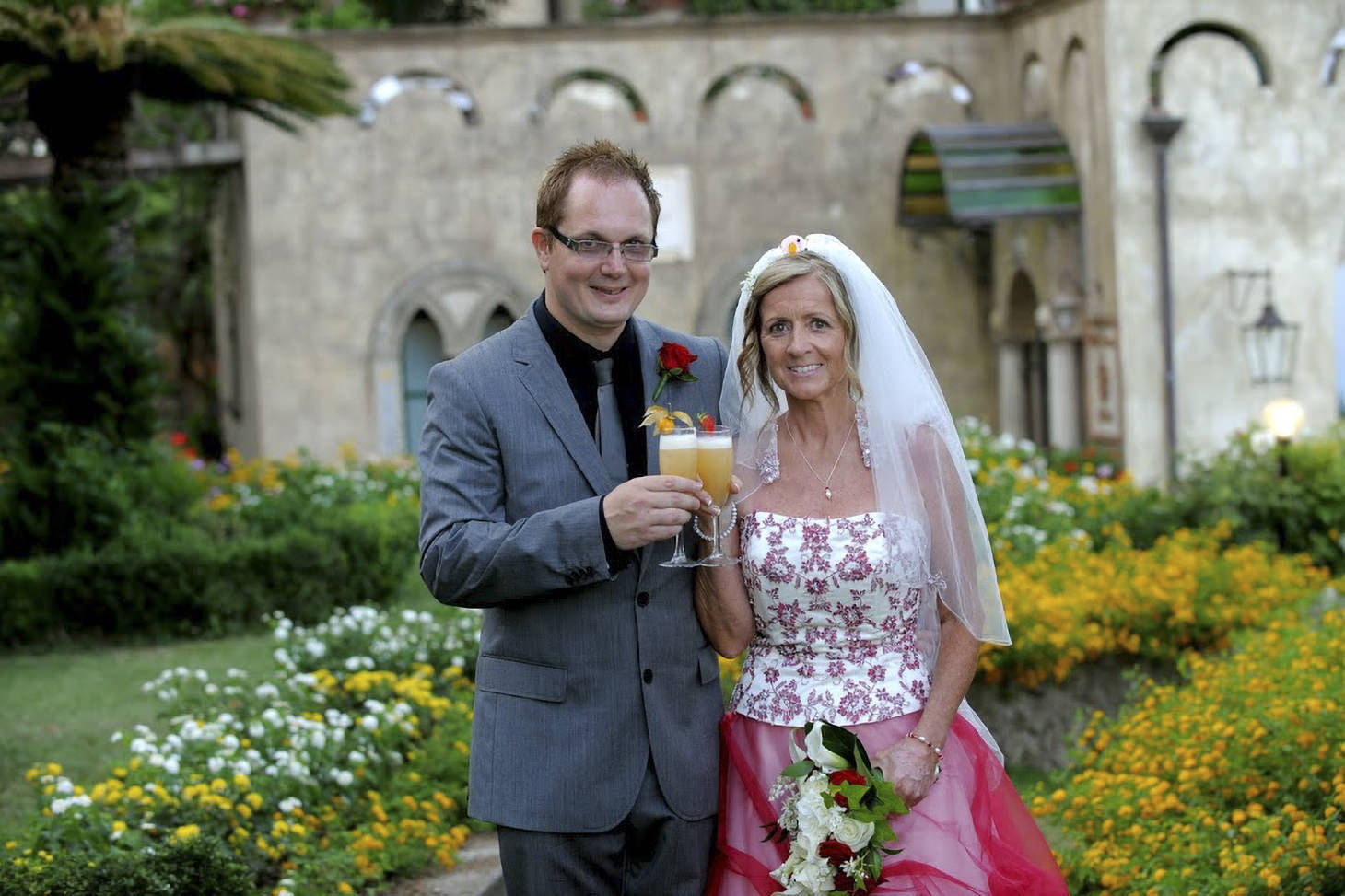 David & Julie-Ann | Ravello