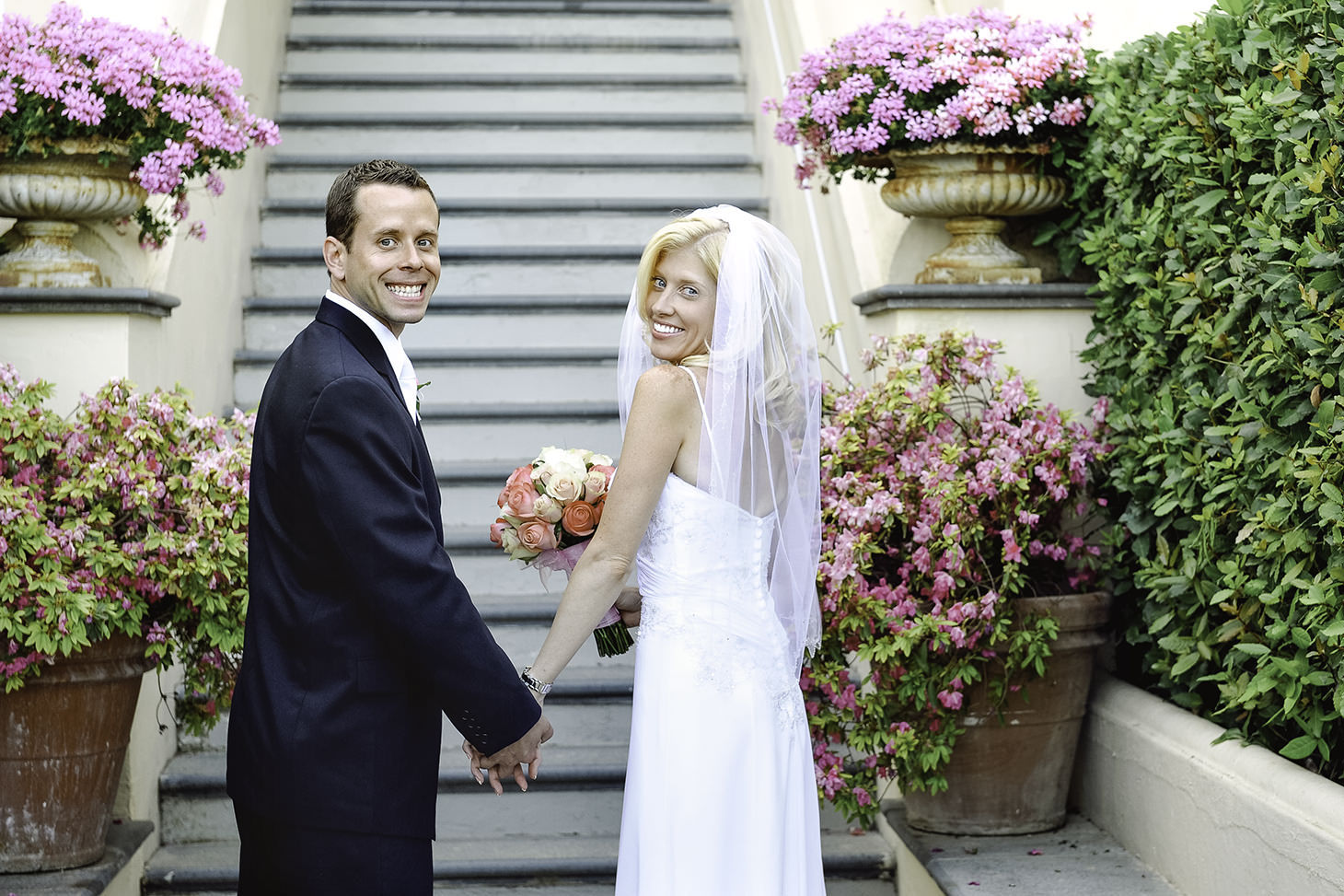Karen & Greg   Ravello