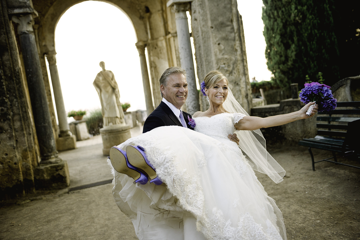 Lisa & Jeffrey | Ravello
