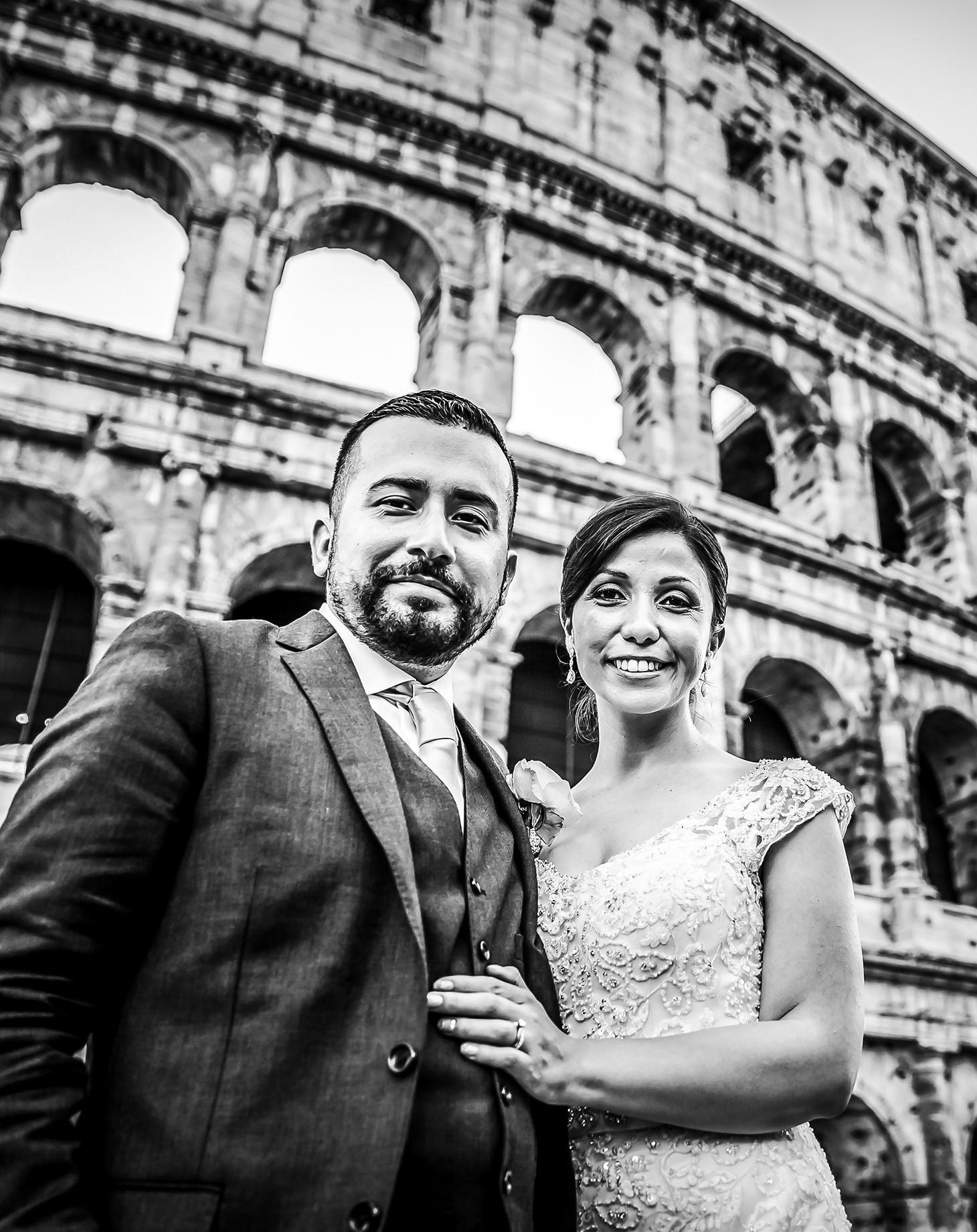 Adriana & Hector | Rome