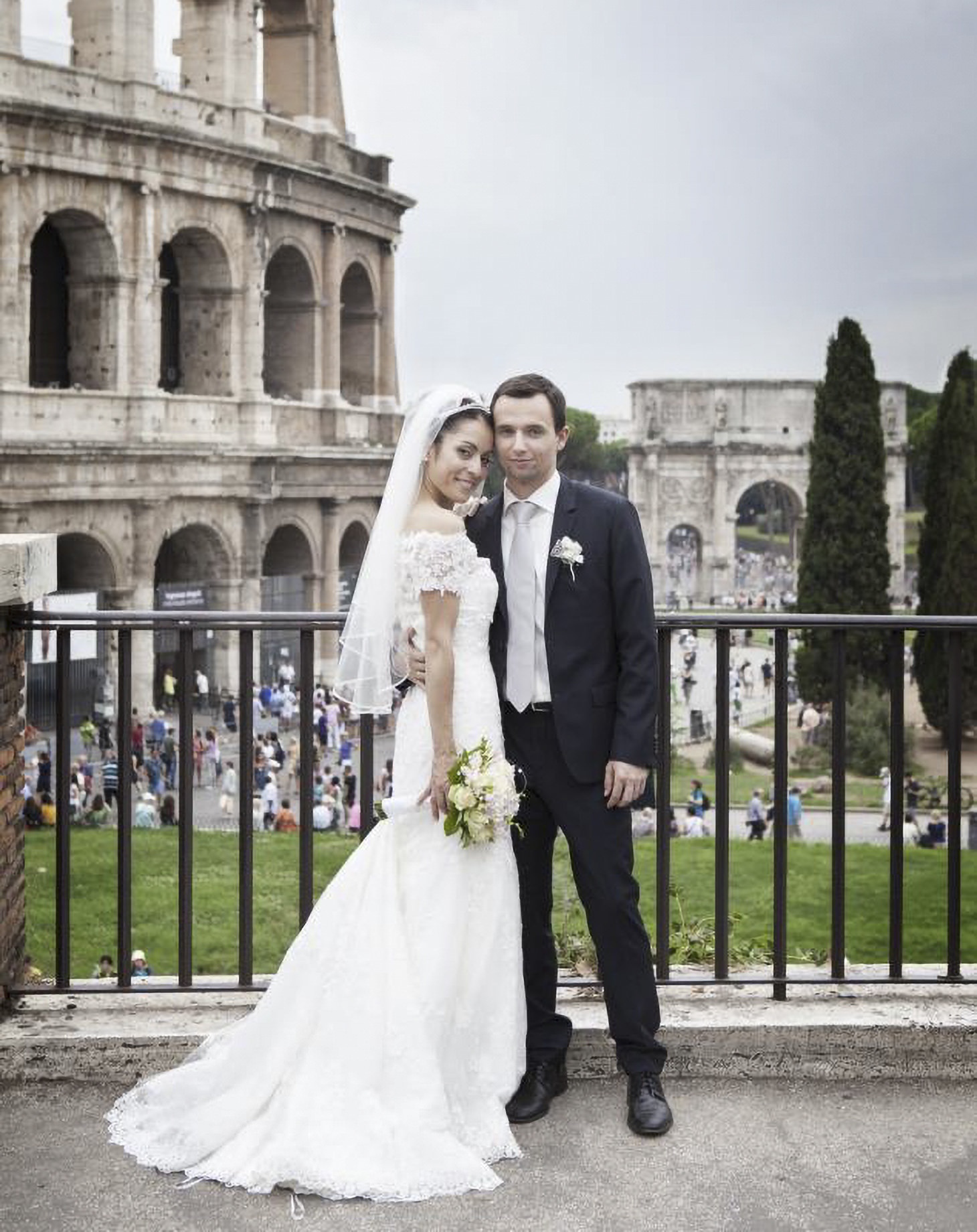 Rali & Jakub | Rome
