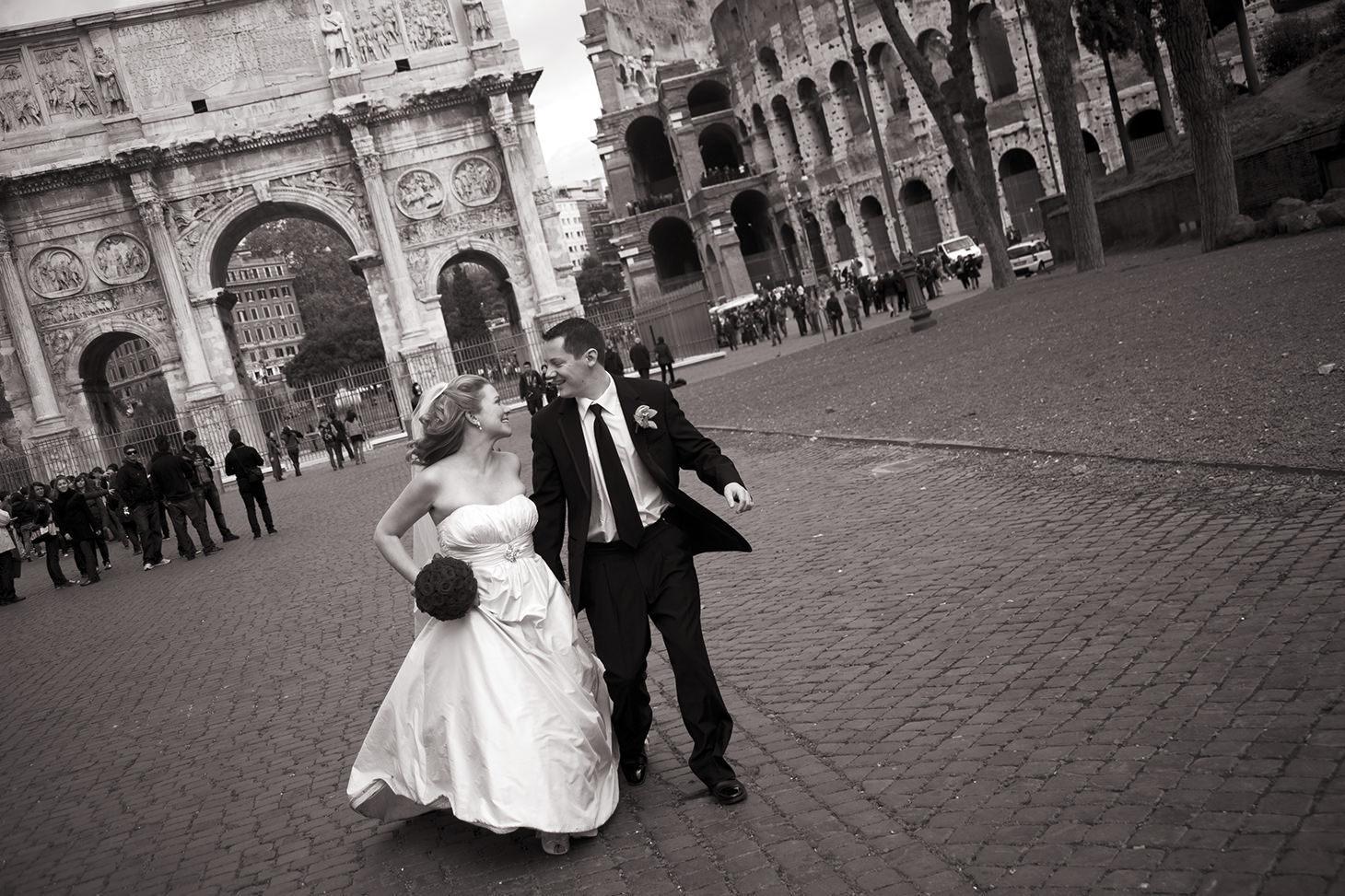 Ryan & Jennifer | Rome