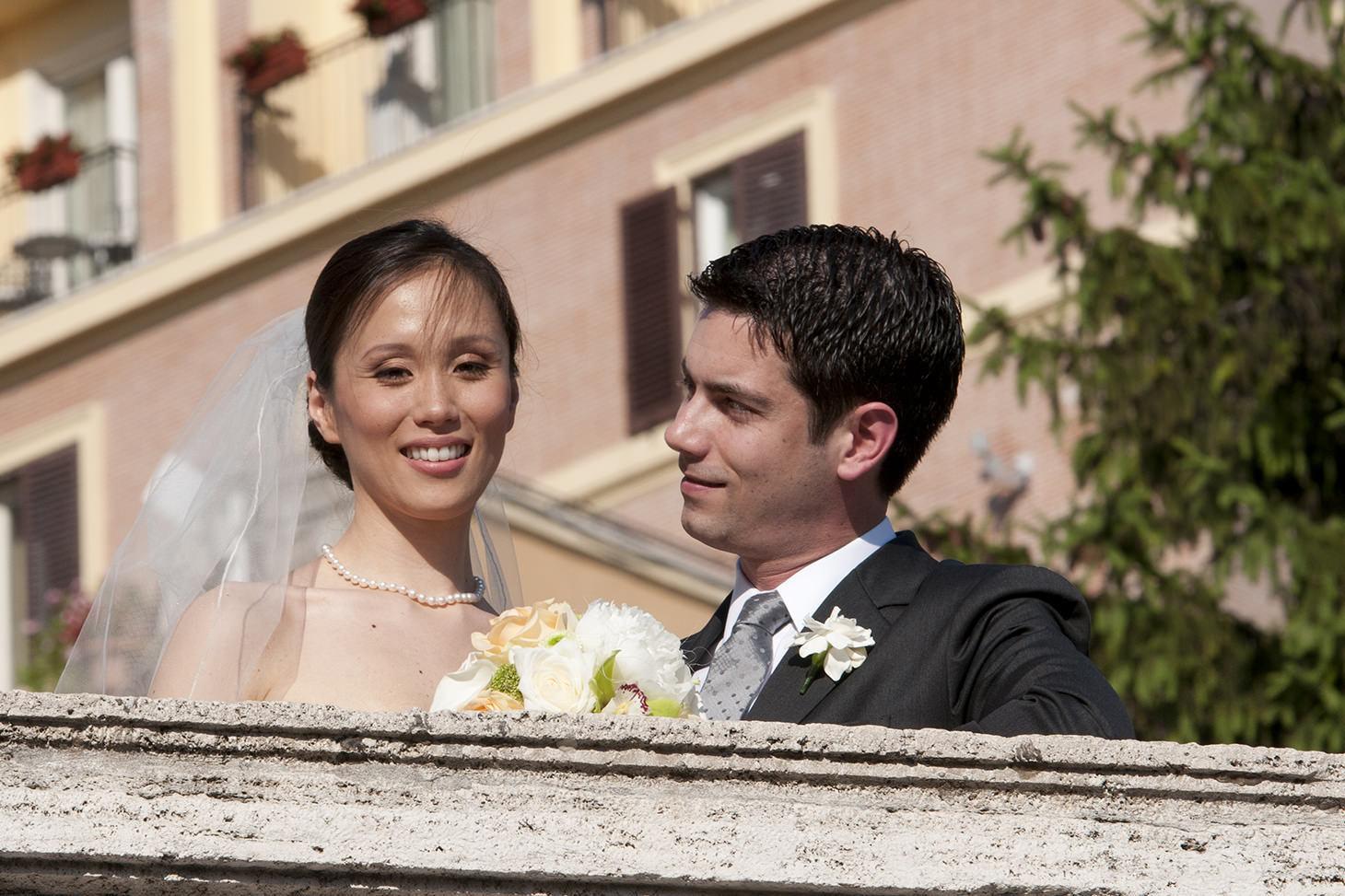 Susanna & Charles | Rome