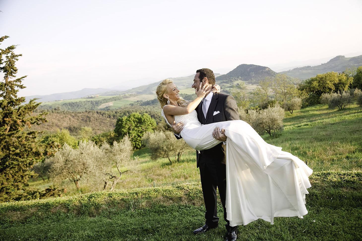 Frank & Jessica | S. Gimignano